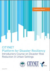 CITYNET-Platform-for-Disaster-Resiliency